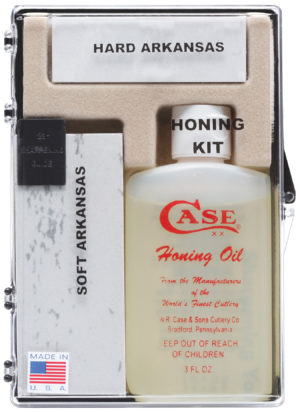 CASE XX ITEM 924 SPORTSMAN'S HONING KIT