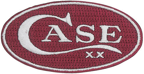 CASE XX ITEM 1031 CASE LOGO PATCH