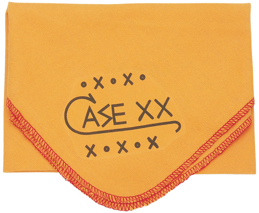 CASE XX ITEM 4598 POLISHING CLOTH