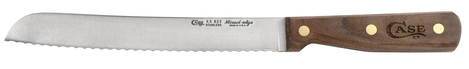 CASE XX KNIFE 7318 8-INCH BREAD KNIFE