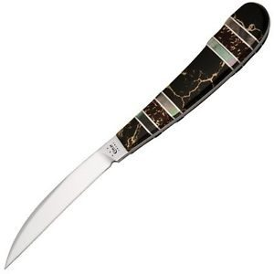 CASE XX KNIFE 11063 EXOTIC BLACK AZTEC DESK KNIFE
