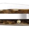 CASE XX KNIFE 30024 AMBER BONE TRAPPERLOCK