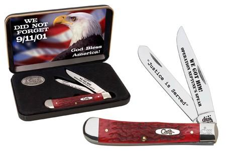 CASE XX KNIFE 42900 WE GOT HIM TRAPPER