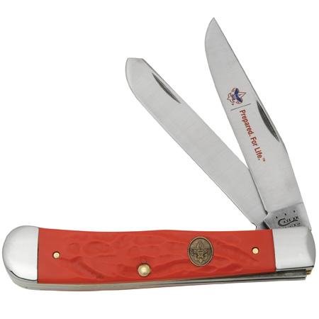 CASE XX KNIFE 7997 BOY SCOUTS OF AMERICA TRAPPER