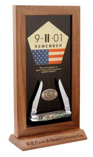 CASE XX KNIFE 91103 ABALONE MUSKRAT