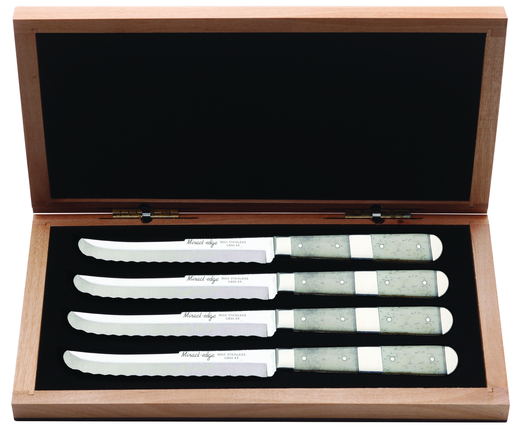 CASE XX KNIFE 2266 STEAK KNIVES