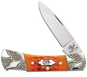 CASE XX KNIFE 53228 AUTUMN BONE LOCKBACK