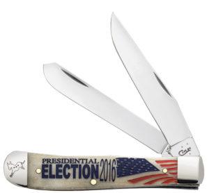 CASE XX KNIFE 21494 NATURAL BONE TRAPPER
