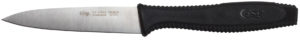 CASE XX KNIFE 31710 BLACK SPEAR PARING KNIFE