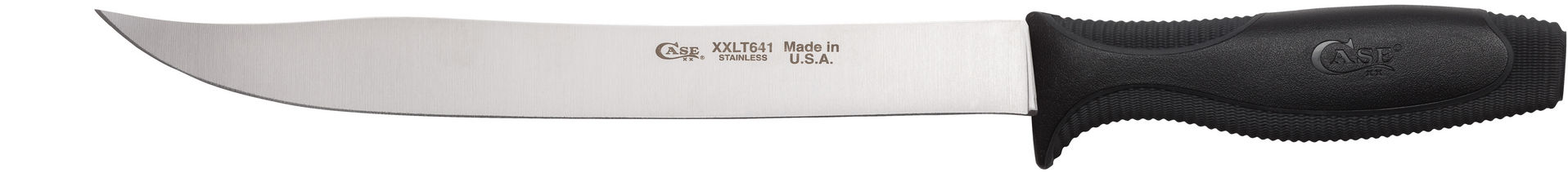 CASE XX KNIFE 31714 BLACK SLICING KNIFE
