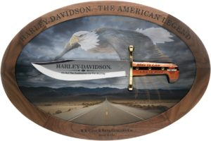 CASE XX KNIFE 52148 HARLEY DAVIDSON BOWIE