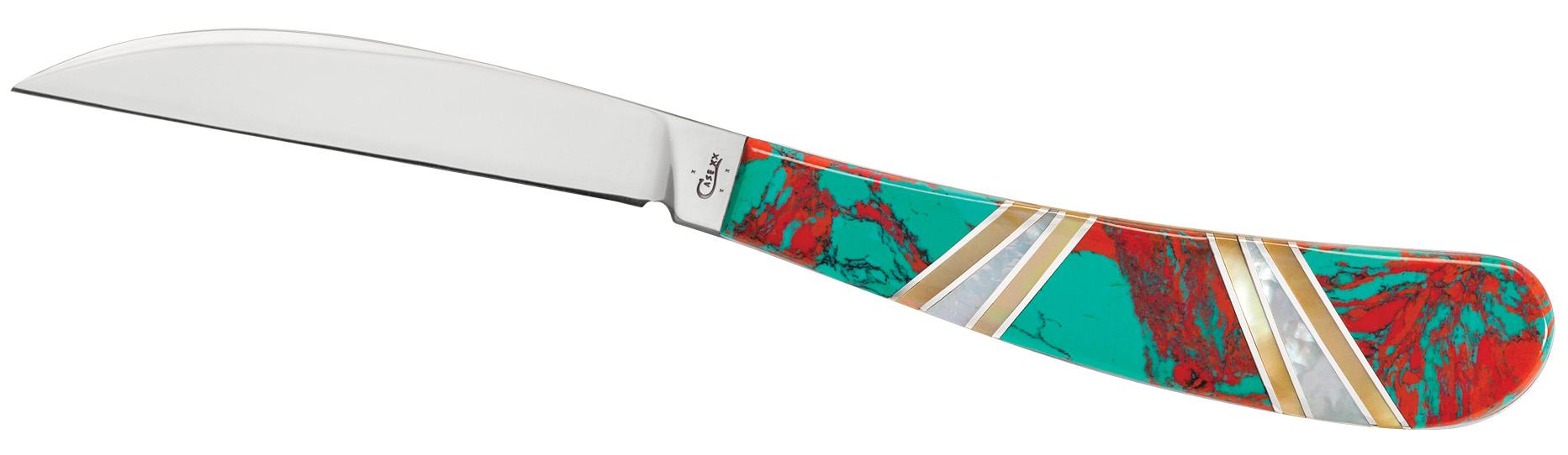 CASE XX KNIFE 11145 EXOTIC SONORA SUNSET DESK KNIFE