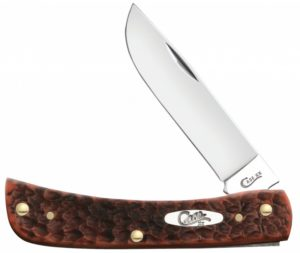 CASE XX KNIFE 7014 CHESTNUT BONE SOD BUSTER JR