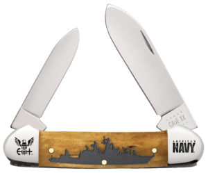 CASE XX KNIFE 17720 USN CANOE