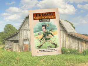 TIM FARMER COOKBOOK 1